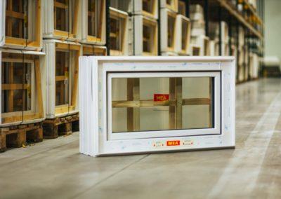 Bauelemente Meathermom AQUA Zargenfenster