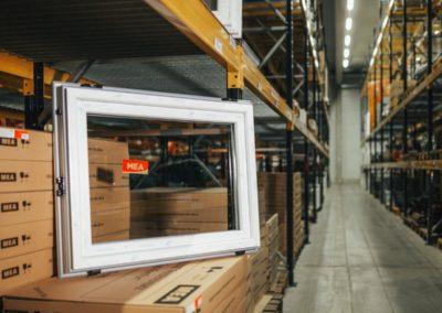 Bauelemente Mealuxit Einsatz Komfort Dreh-Kipp ISO