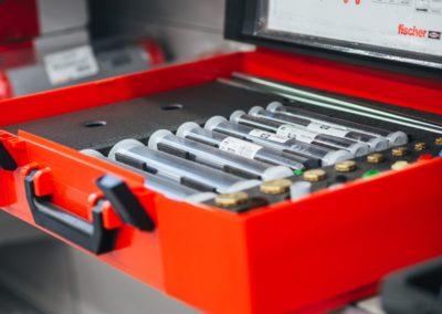 FIS-V Verbundmörtel-System mit Koffer