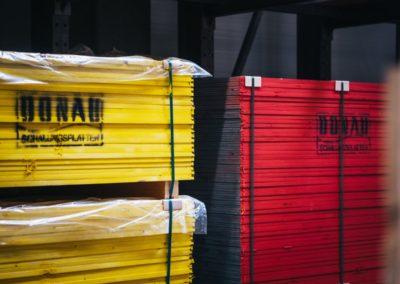 Vollholzplatten rot +3-Schicht Schalungsplatten aus unserem Sortiment Schalungsartikel