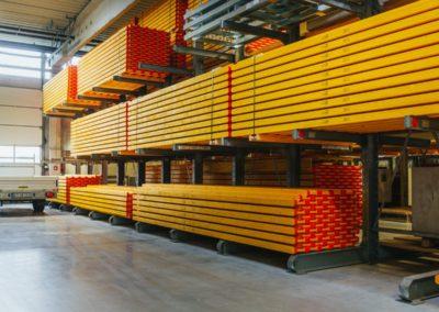 Holzschalungsträger aus unserem Sortiment Schalungsartikel