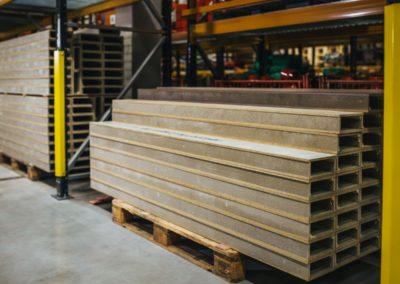 Deckenrandschalung Holzbeton
