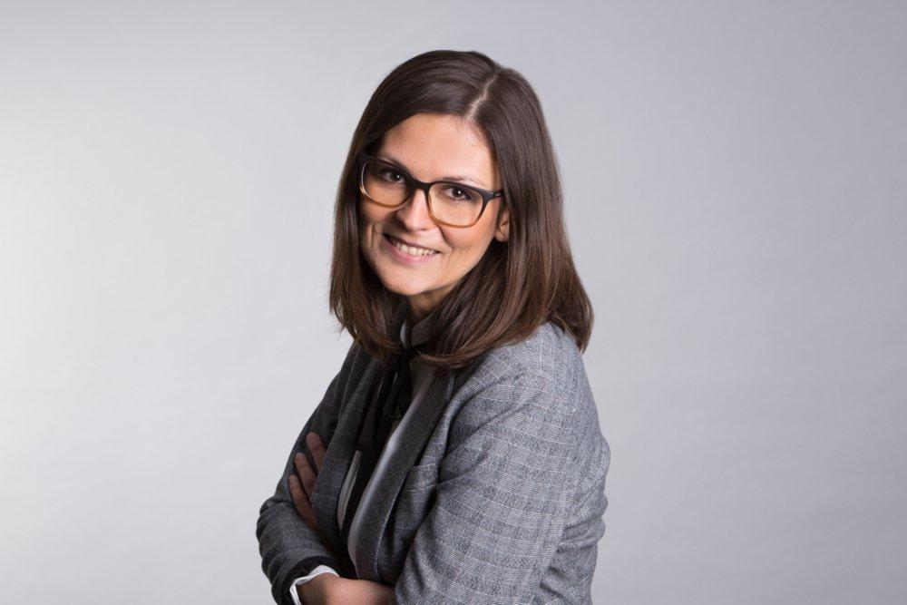 Malwina Gerdhenrichs Ansprechpartnerin Vertrieb Bausysteme