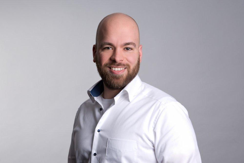 Matthias Mikec Ansprechpartner Vertrieb Bausysteme