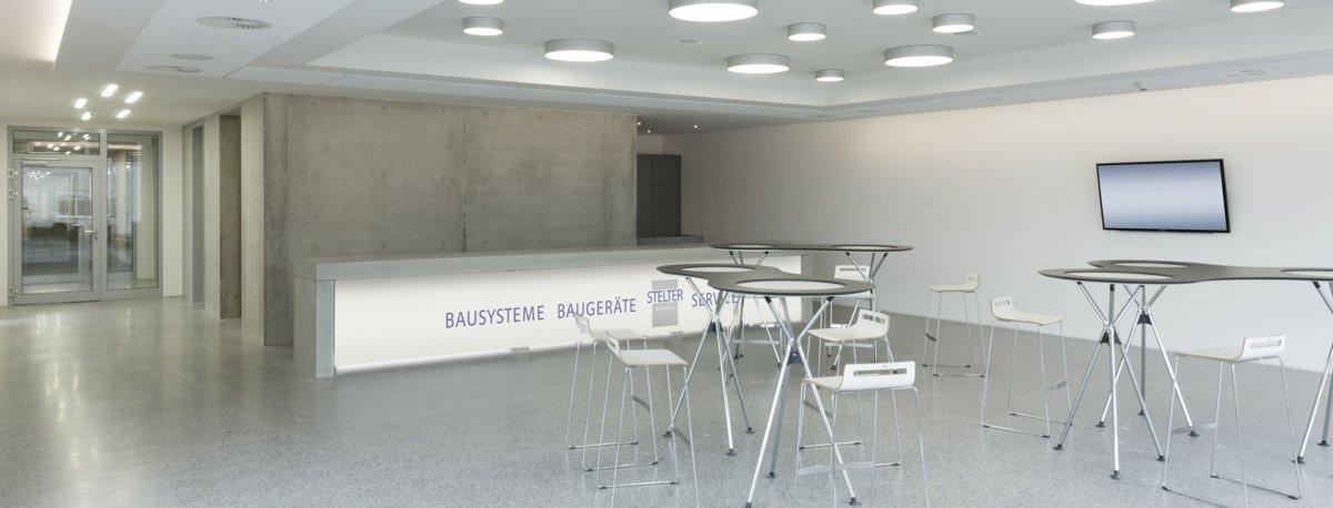 Seminare und weitere Veranstaltungen bei Stelter Bautechnik im Schulungszentrum