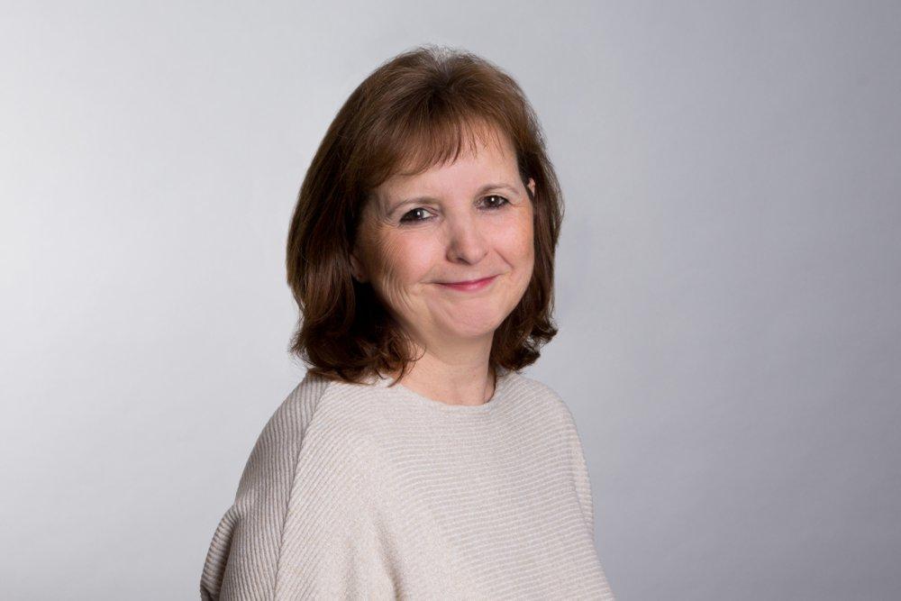 Ursula Herbstreit Ansprechpartnerin Vertrieb Bausysteme