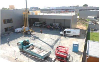 Depoterweiterungen in Verl und in Bremen